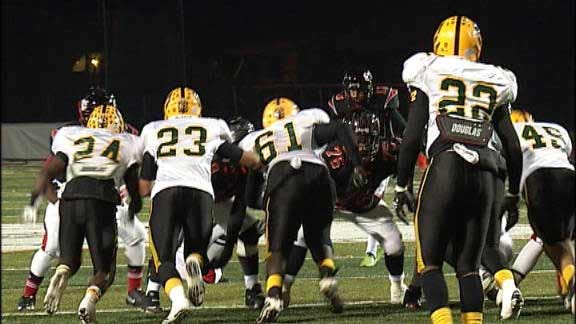 East Central Adances to 5A Finals With 15-Point Win