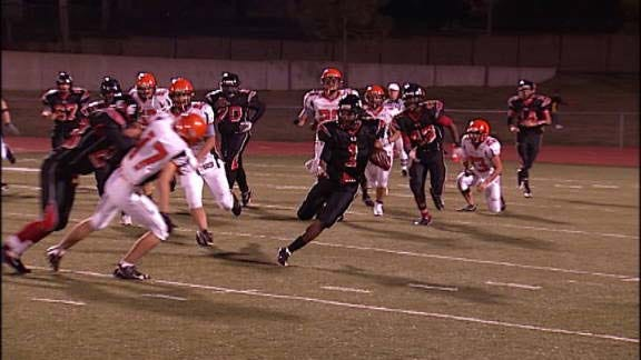 East Central Continues Dominance With Another Blowout