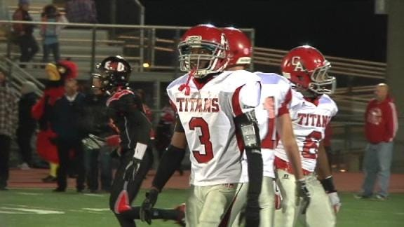East Central Downs the Defending Champs