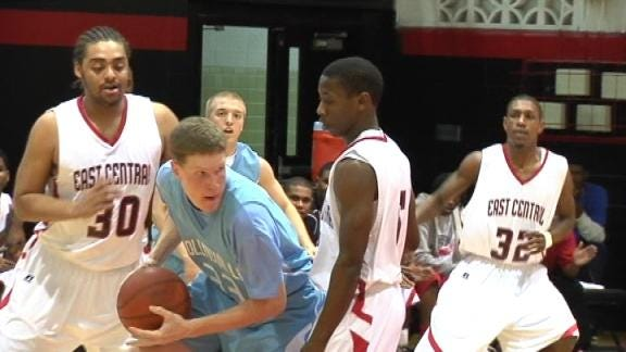 East Central Ends Collinsville's Season in a Flash