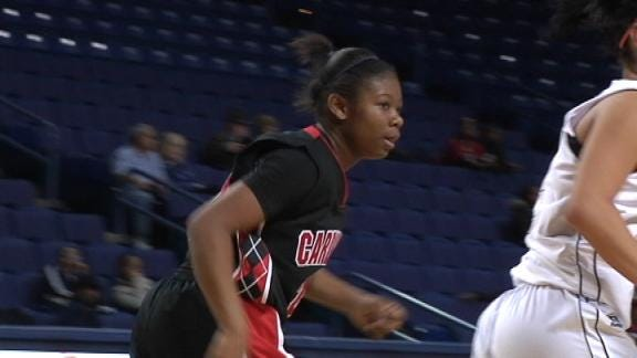 East Central Girls Take Down Apache 49-34