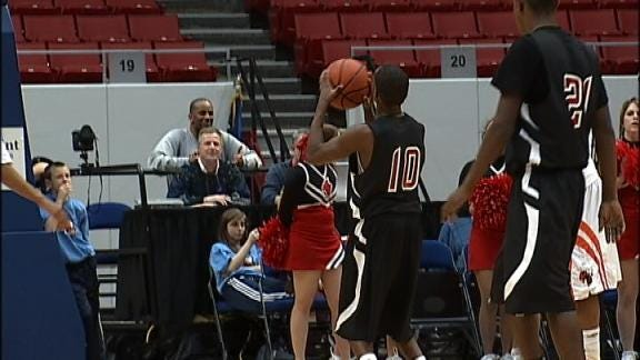 East Central Holds Off Booker T. in Wild Finish