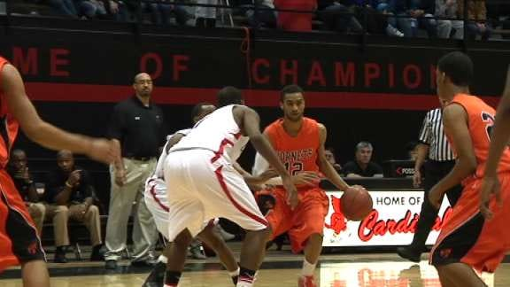 East Central Takes Care of Booker T. Washington