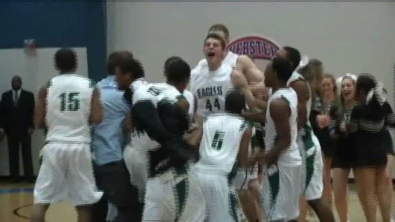 Edison Shocks East Central, Advances to State