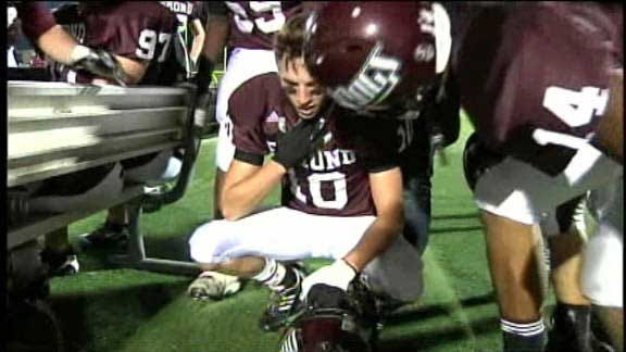 Edmond Memorial Cruises Past Mustang in First Round
