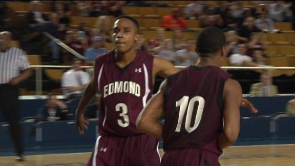 Edmond Memorial Tops Rival Santa Fe for Spot in Title Game