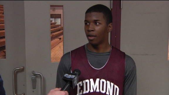 Edmond Memorial's Kameron Doolittle Talks About Recruiting