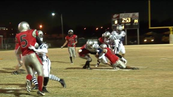 Edmond North Clinches Playoff Berth With Blowout