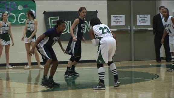 Edmond Sante Fe Girls Defeats Edmond North