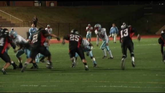 Eisenhower Eagles Win Thriller With Last-Second Field Goal