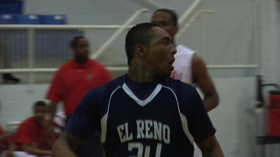 El Reno Upsets Central in State Playoffs