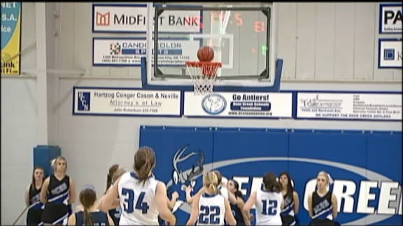 Enid Pacers hold off Lady Antlers, 58-48