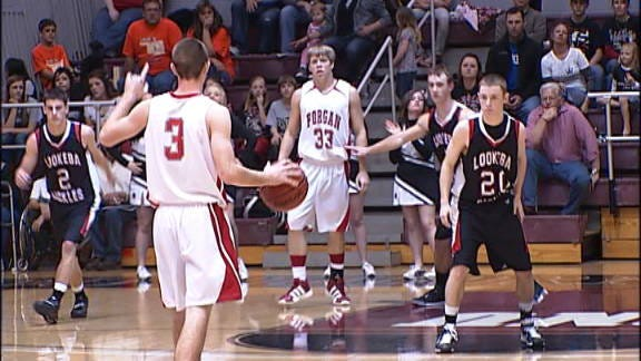 Forgan Blows Out Lookeba-Sickles in Class B Quarterfinals