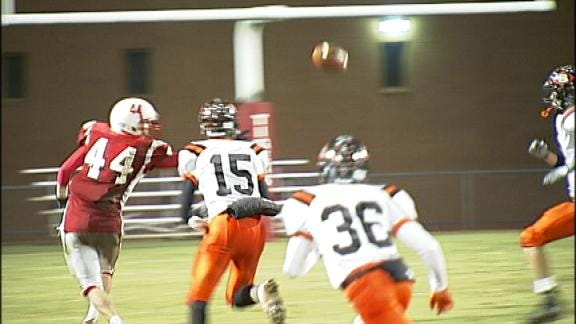 Fort Gibson Blows a Second Half Lead to Sallisaw