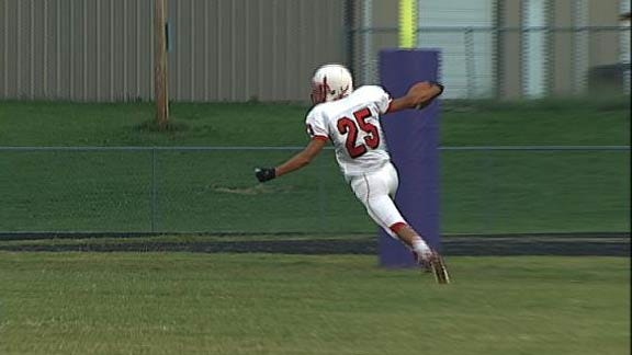 Fort Gibson Tigers Get Second Win of Season