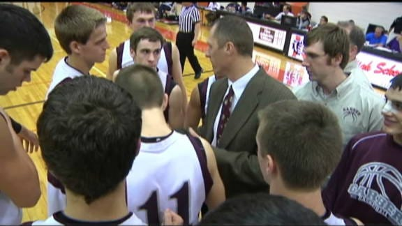 Garber Cruises Past Thomas-Fay-Custer in Class A Quarterfinal