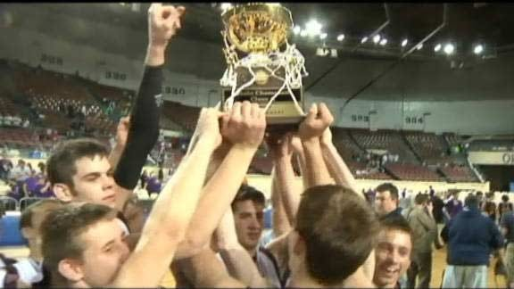 Garber Crushes Okarche to Earn Class A Gold Ball