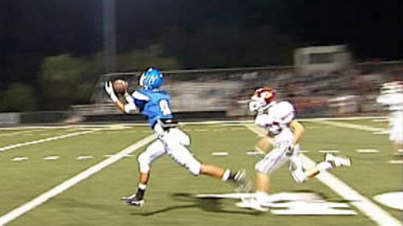Glenpool Cruises Over Cleveland