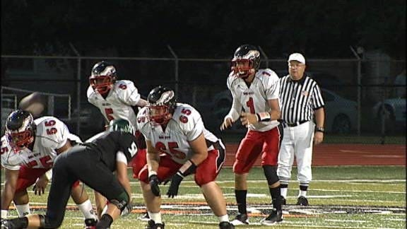 Gonzales Leads Del City to Blowout Win