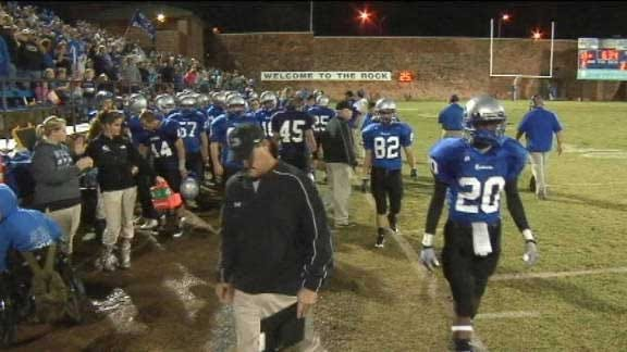 Guthrie Blue Jays Maintain First Place With Shutout