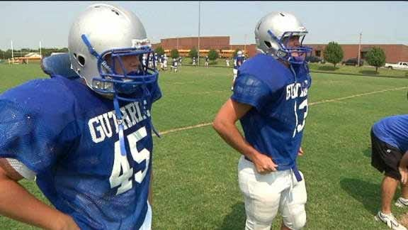 Guthrie Will Rely on Youngsters in '09