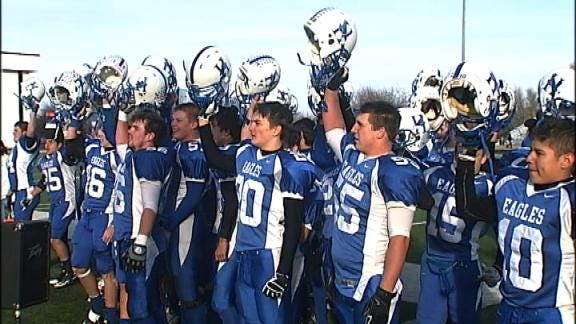 Hennessey Knocks off Millwood to Advance to 2A Final