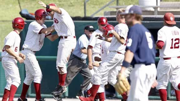 Henryetta Baseball Blanks Beggs
