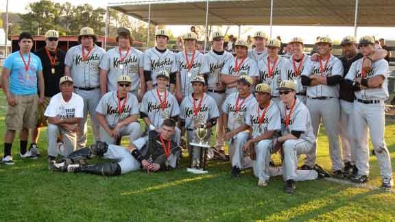Henryetta Baseball Wins Dewar Tournament