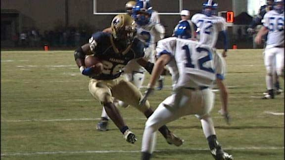 Heritage Hall Chargers Dominate Newkirk Tigers