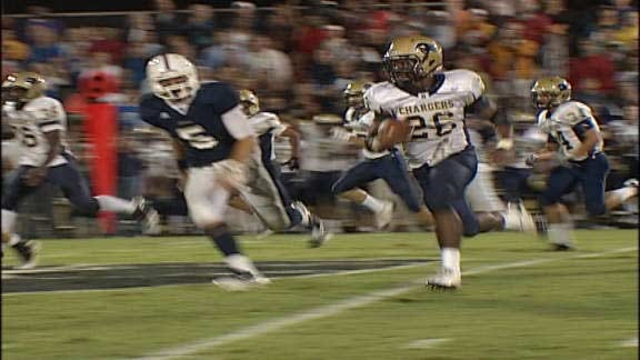Heritage Hall Starts Season With Blowout of Casady