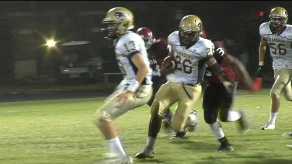 Heritage Hall Tramples Centennial Bison