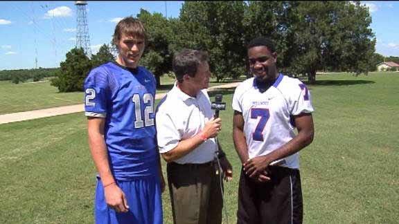 High School Stars Stop By Oklahoma Sports