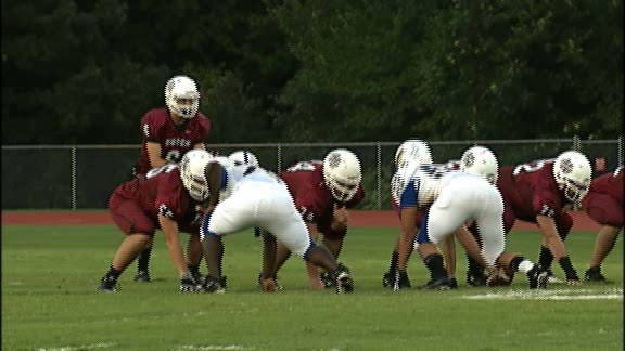 Holland Hall Blows Out Victory Christian