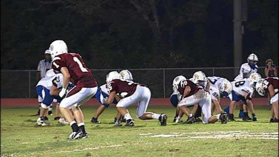 Holland Hall Gets First Win of Season in Week 2