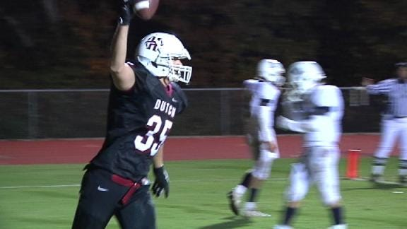 Holland Hall Thumps Casady in Finale