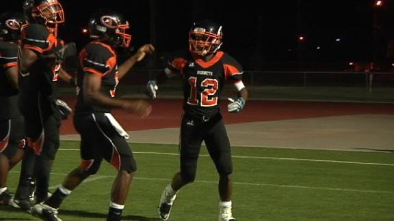Hornets Shut Out Comets, Stay Perfect in District