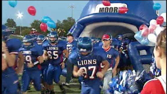In Search of First Win, Moore Falls to Lawton