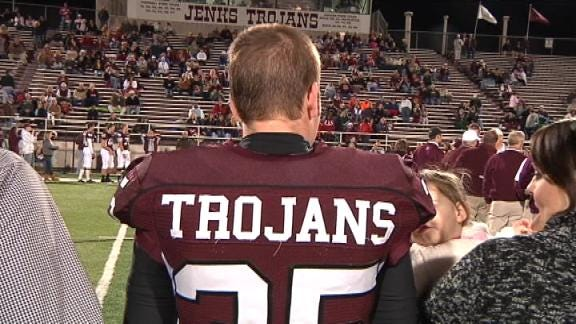 Jenks Roughs Up With Muskogee