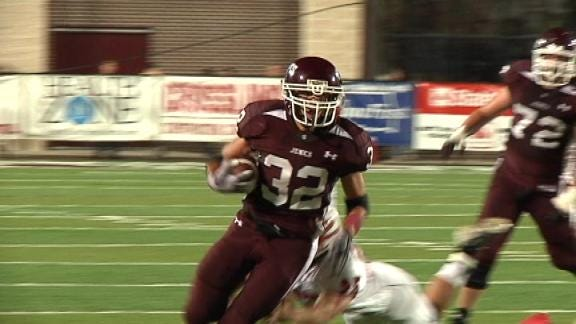 Jenks Running Back Commits to Tulsa