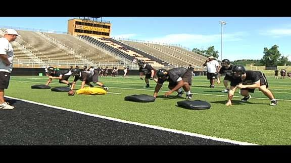 Johnny Deaton, Sand Springs Wants to Make Playoff Push