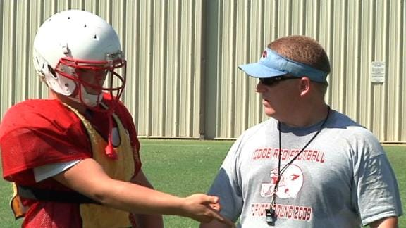 Jones Heads New Era at Collinsville