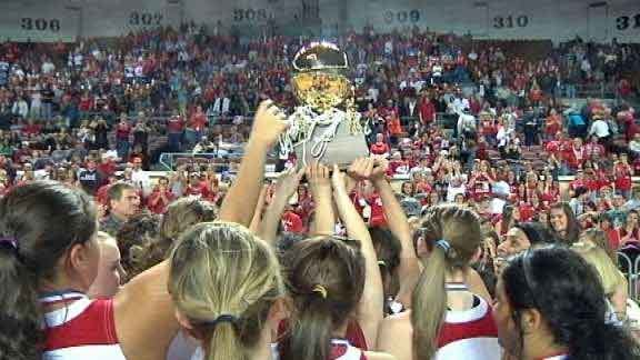 Junior-Led Cache Wins First State Title