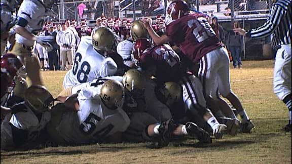 Kingfisher Overcomes Tuttle Defense to Advance