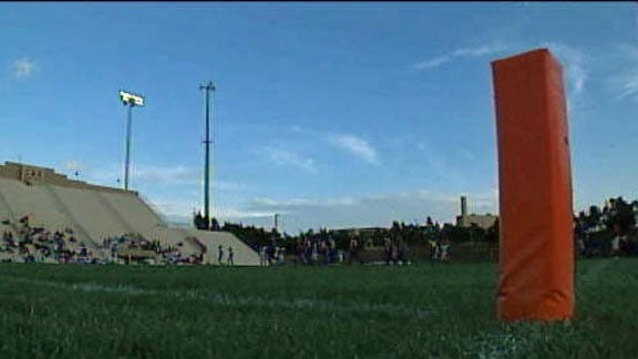 Knights Eager for 2010 Football Season