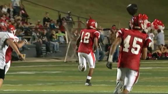 Lawton Remains Undefeated After Win Over Mustang
