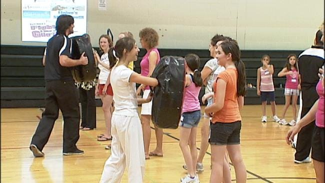 Learn How To Fight Like A Girl In Owasso