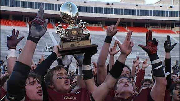 Lincoln Christian Wins First State Title in School History