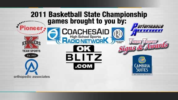 Listen Live: Class 2A, 3A and 4A State Championships
