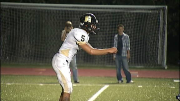 McAlester Buffaloes Notch Win over Bishop Kelley
