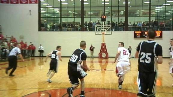 McClung's Buzzer-Beating Heave